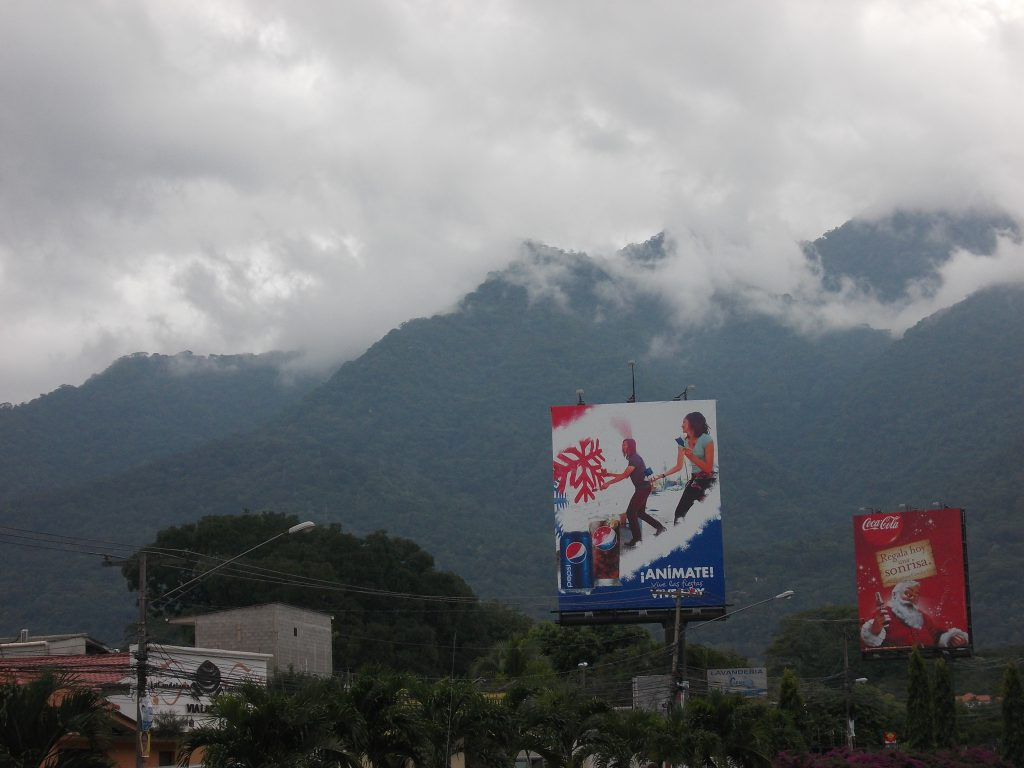 San Pedro Sula centro