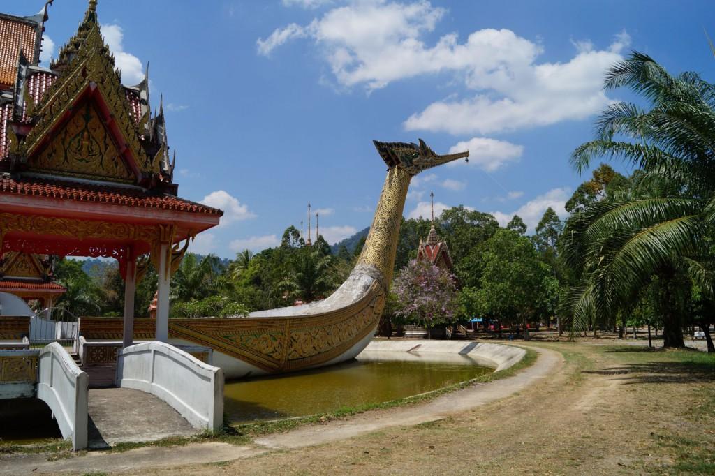 Thailanda Wat Rat Upatham