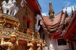 Wat Bang Riang interior
