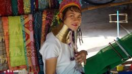 Chiang mai long neck