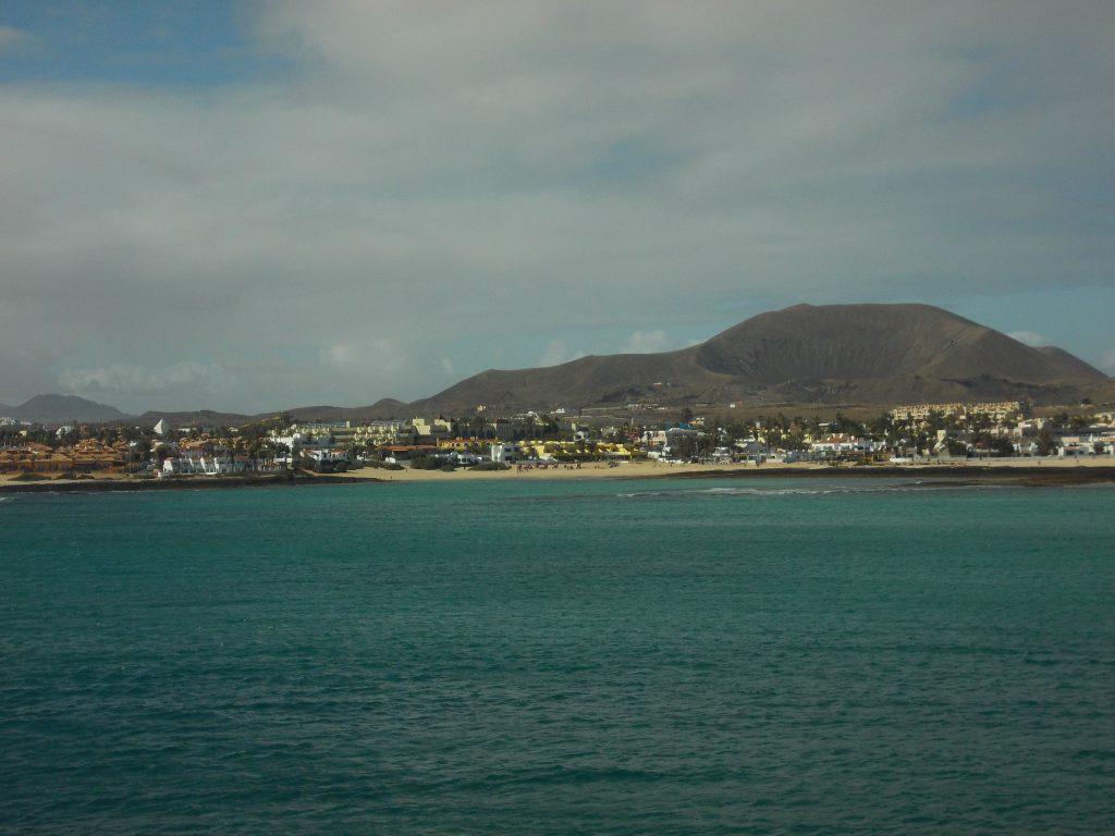 Fuerteventura plaja Corralejo