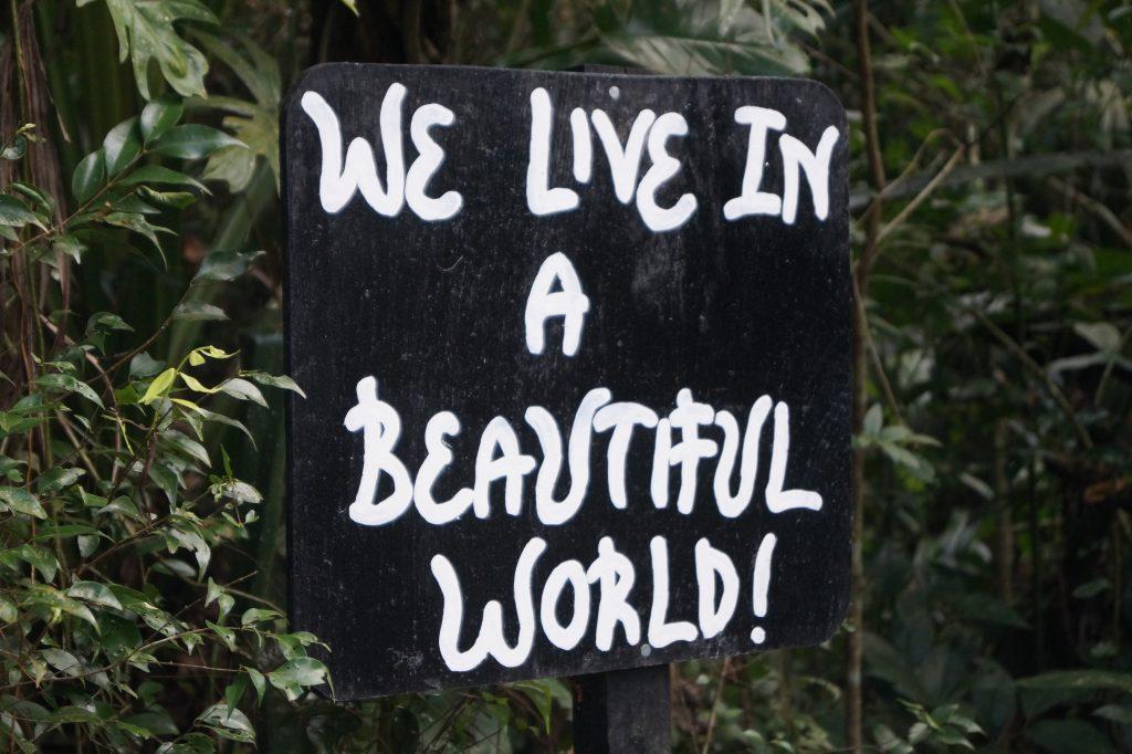 Belize beautiful world