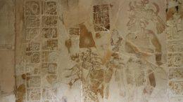 Ritual in Palenque