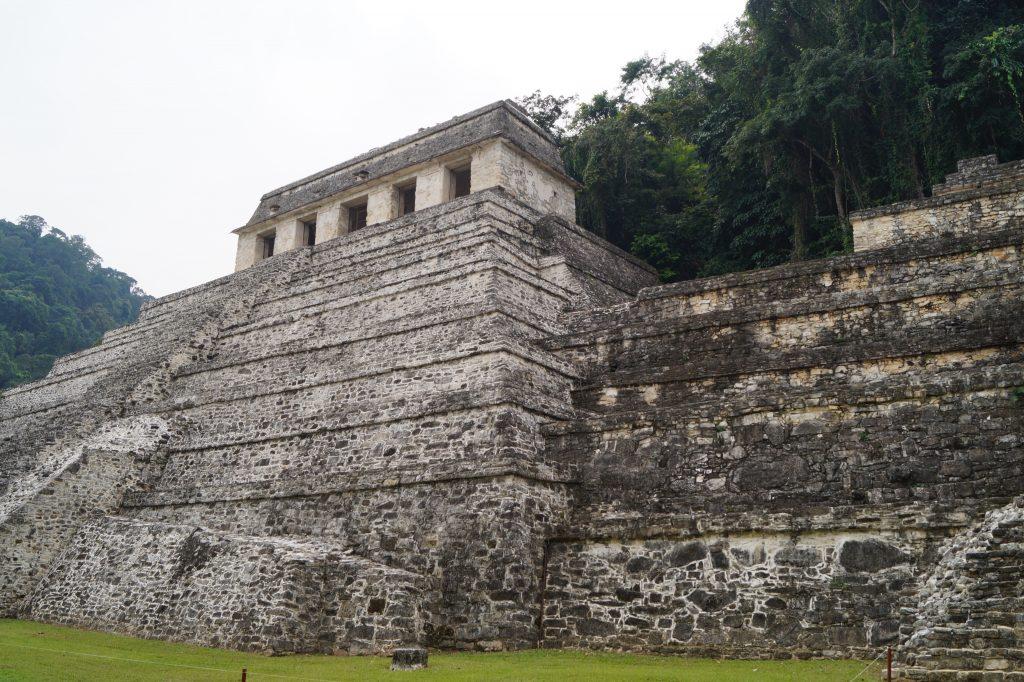 Templu in Palenque