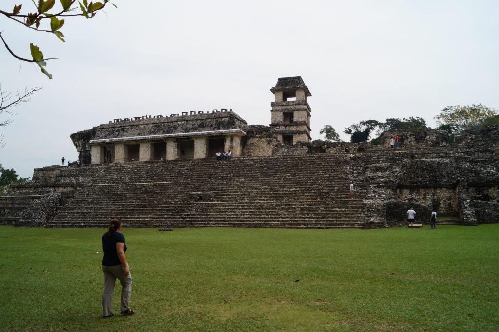 Palenque - Marele palat