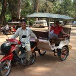 Cu Tuc-tuc-ul prin Cambogia