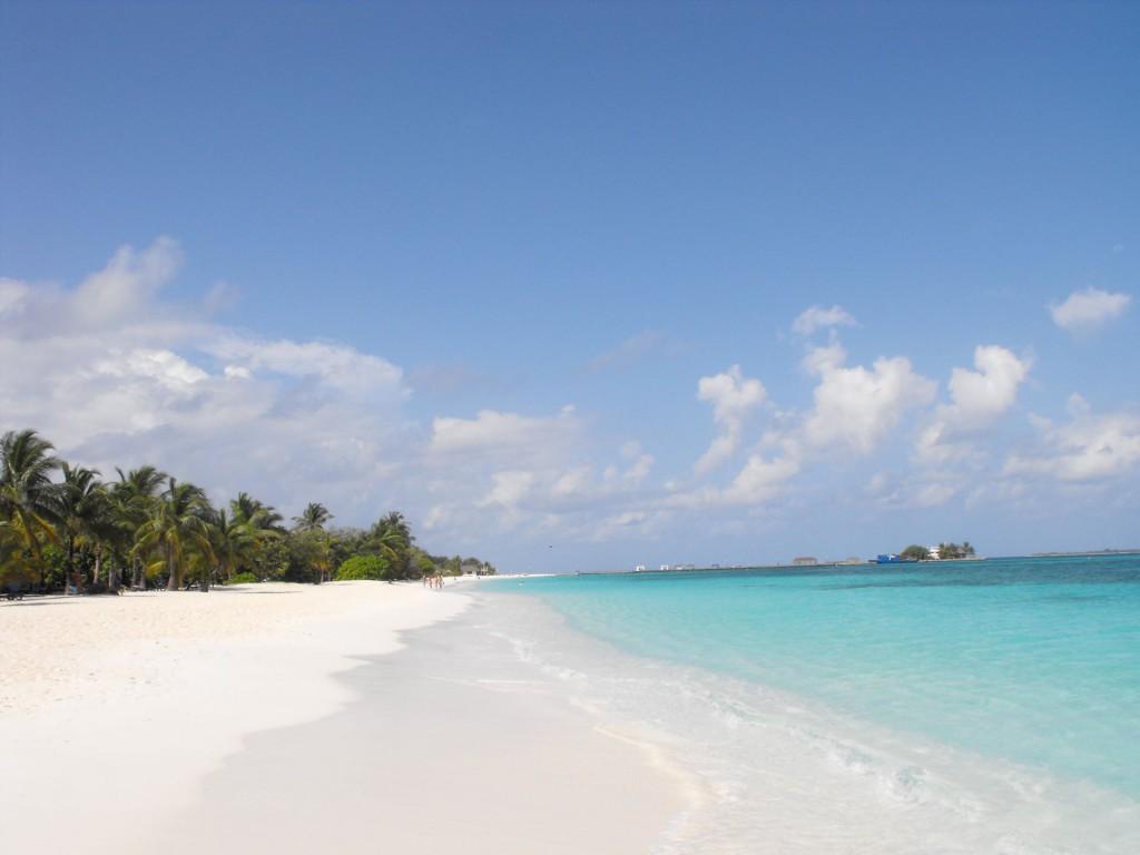 malediven plaja