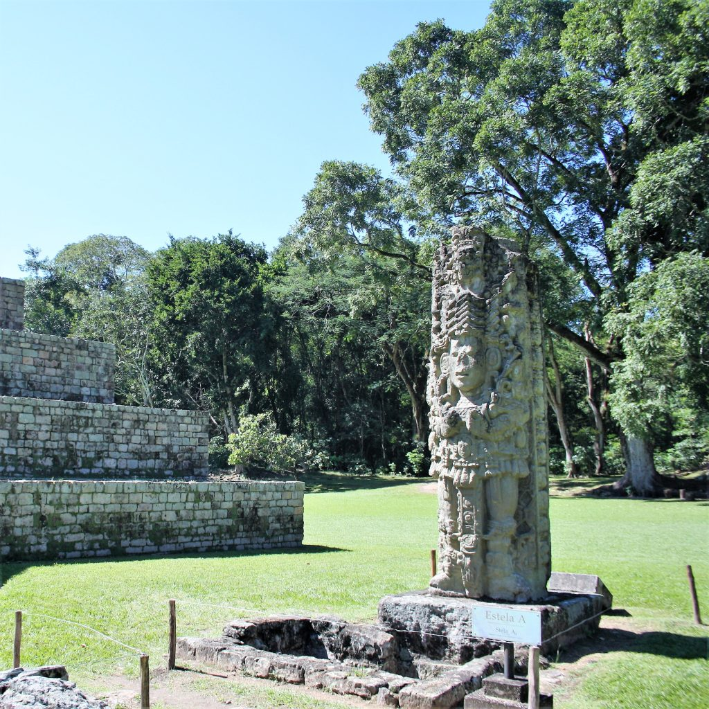 Ruinele din Copan