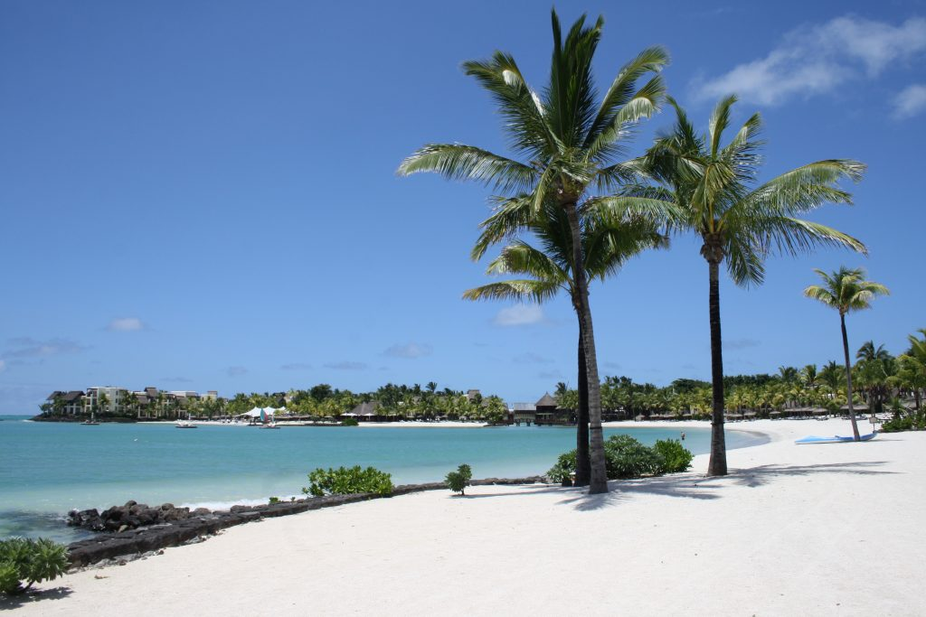 """Plaja """"Belle Mare"""" Mauritius"""