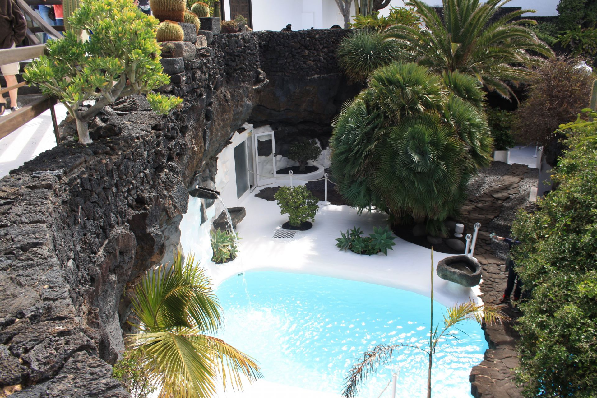 lanzarote pool