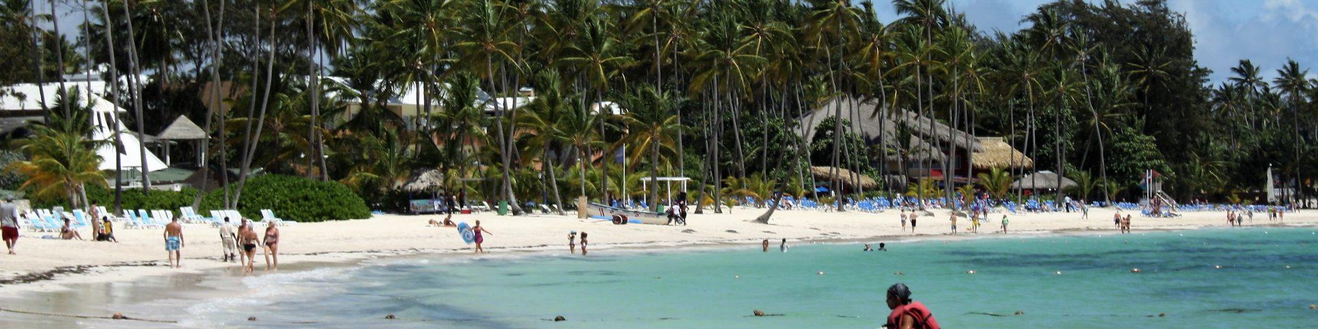 Republica Dominicana plaja Punta Cana