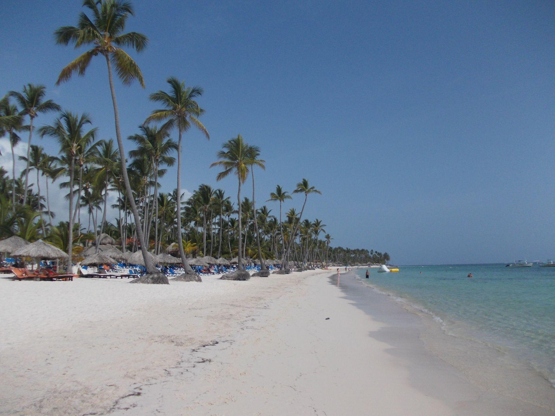Plaja Bavaro in Punta Cana