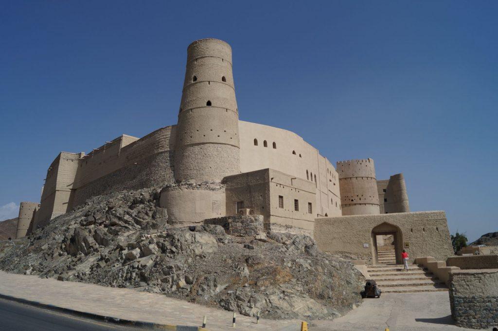 Oman Fort Bahla