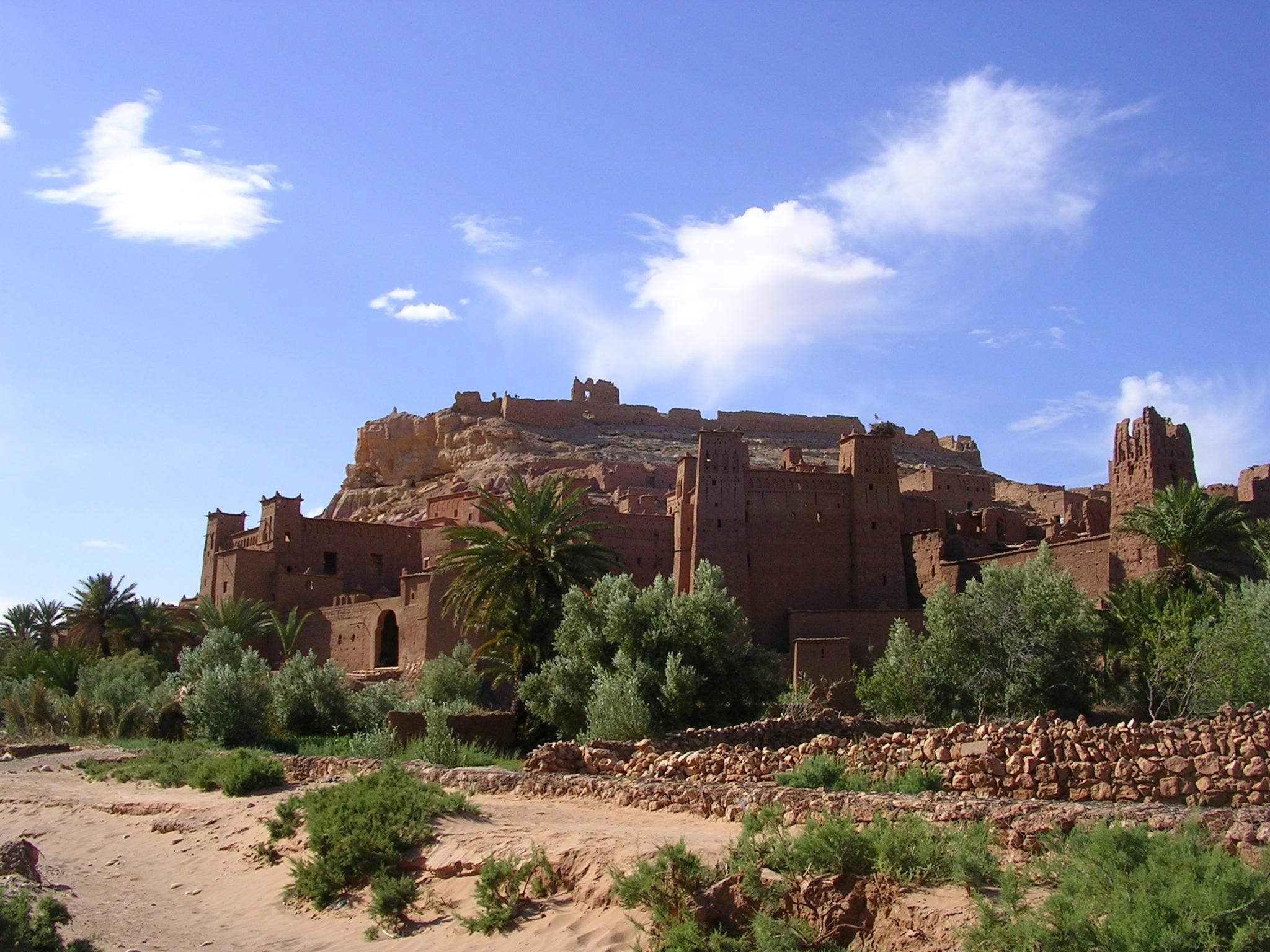 Maroc Ait Benhaddou