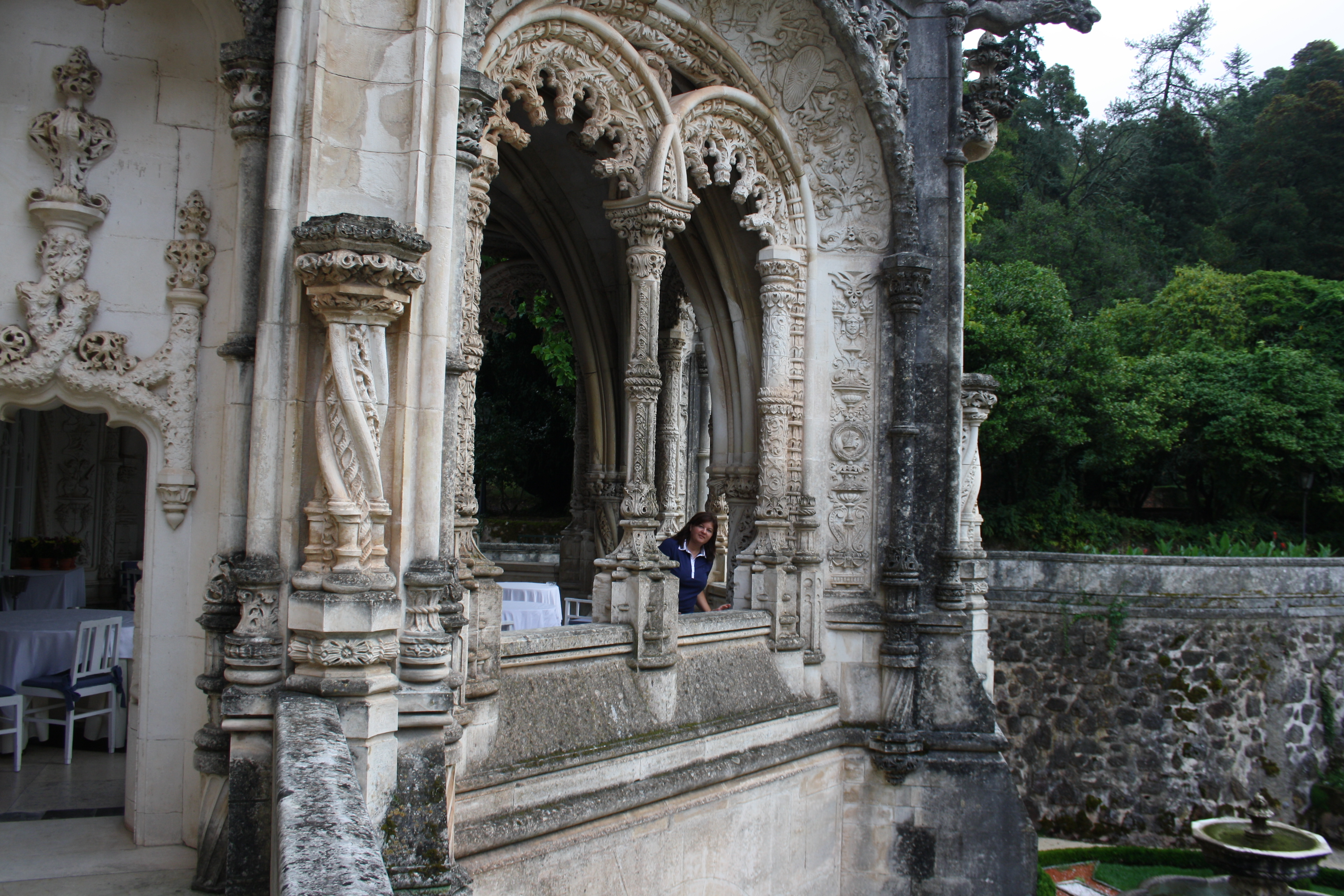 Portugalia Bussaco Palace