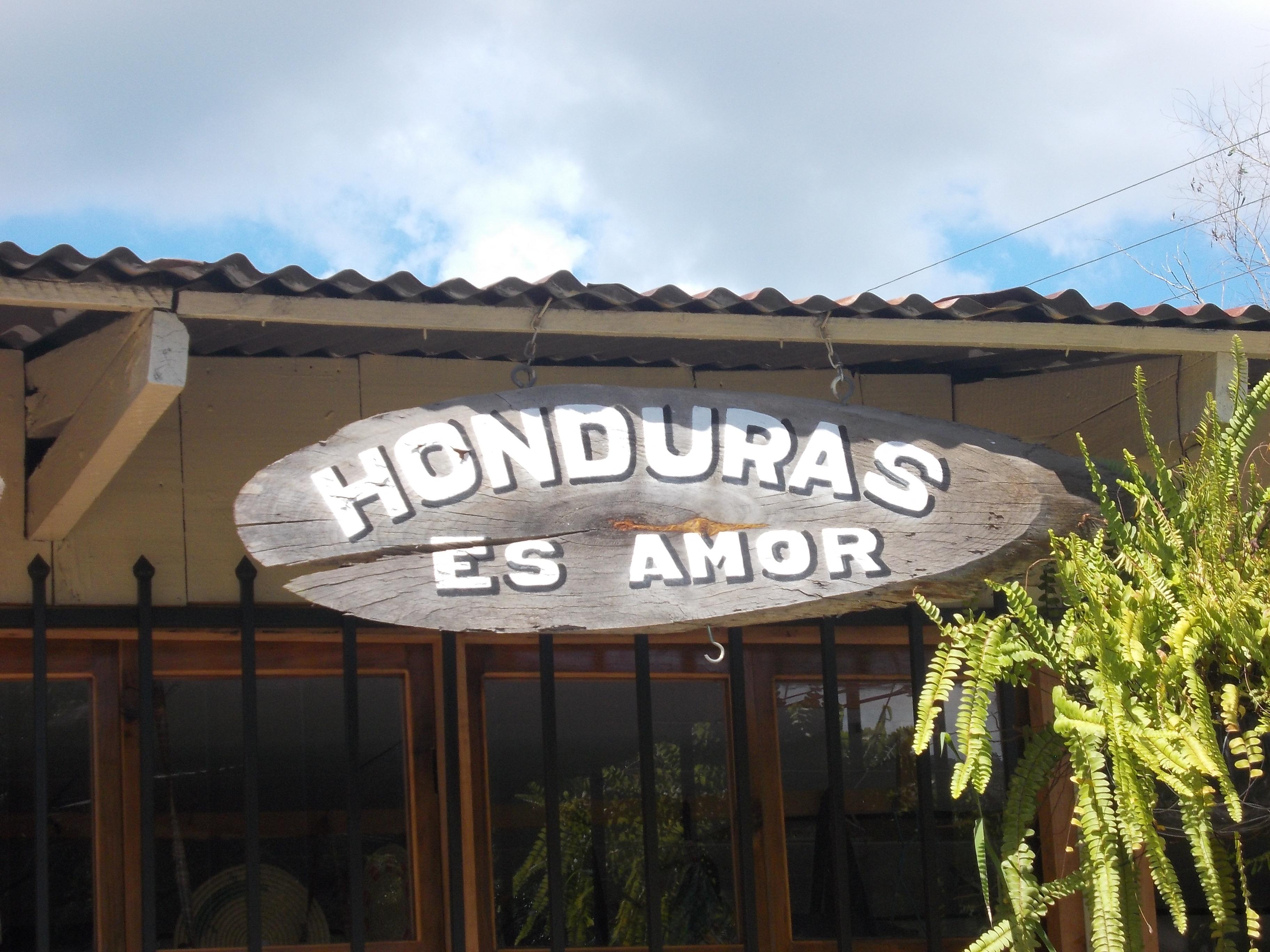 Honduras es amor