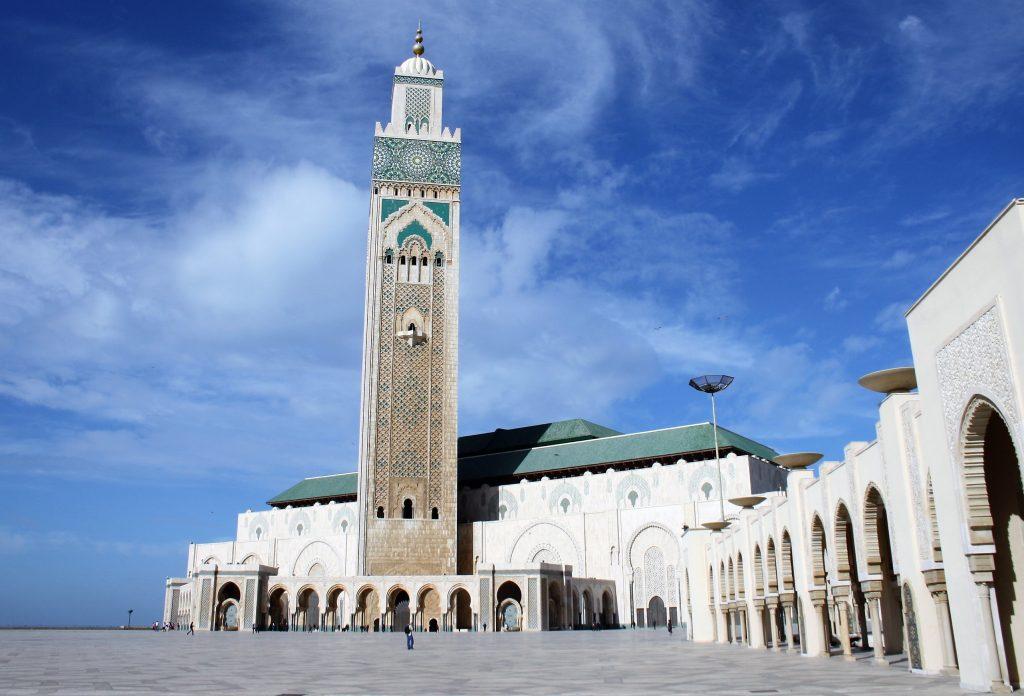 casablanca moscheea hasan II