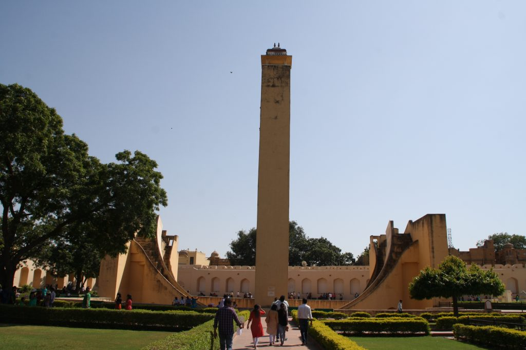 Observatorul astromomic din Jaipur